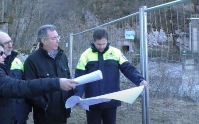 Ponte di Barcis, iniziano i lavori della nuova infrastruttura