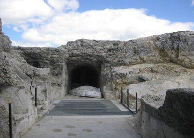 Restauro conservativo del Forte Verena, stato di fatto