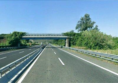 Manutenzione e ripristino di 5 cavalcavia lungo l'Autostrada A11 Firenze – Pisa