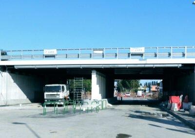 Riqualificazione viadotto su via Vigonovese
