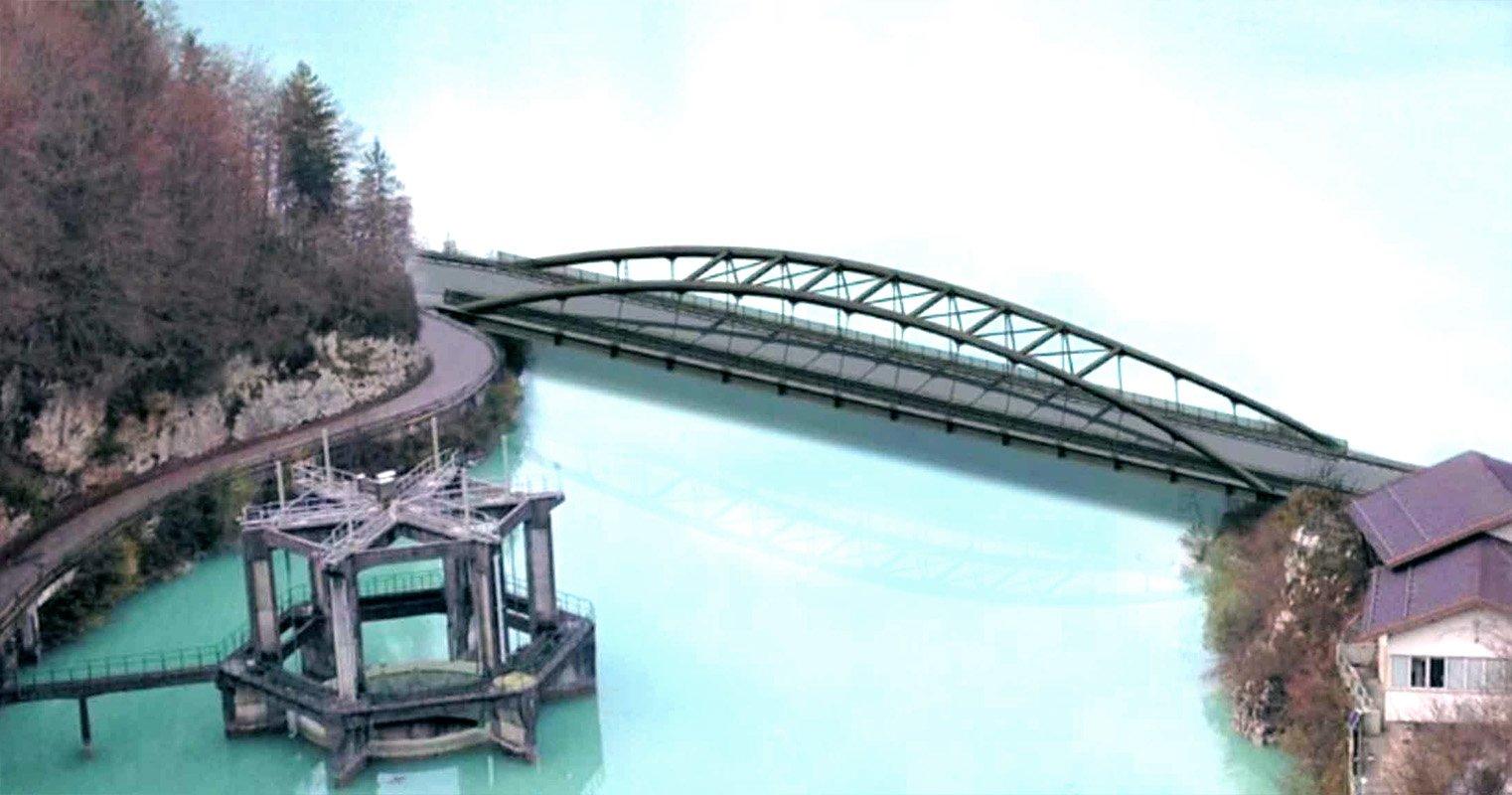 Ponte di Barcis