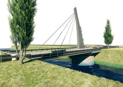Riqualificazione del Ponte Cucchini a Grado