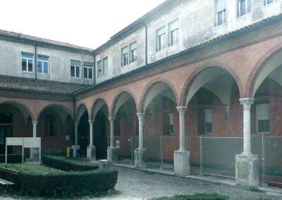 Restauro conservativo dell'ex ospedale San Bortolo di Vicenza