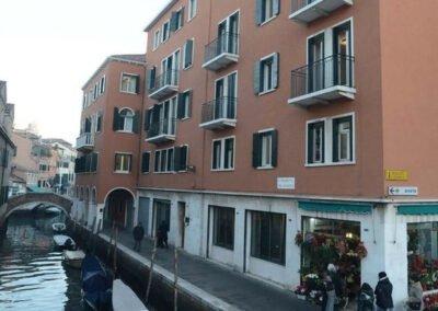 Manutenzione in immobili di edilizia residenziale
