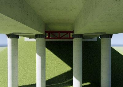 adeguamento strutturale dei sovrappassi a cassone sull'Autostrada del Brennero A22 fase iniziale