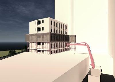 nuovo centro immunotrasfusionale padova cantiere