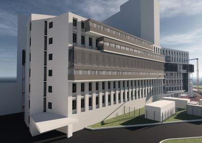 Nuovo centro immunotrasfusionale