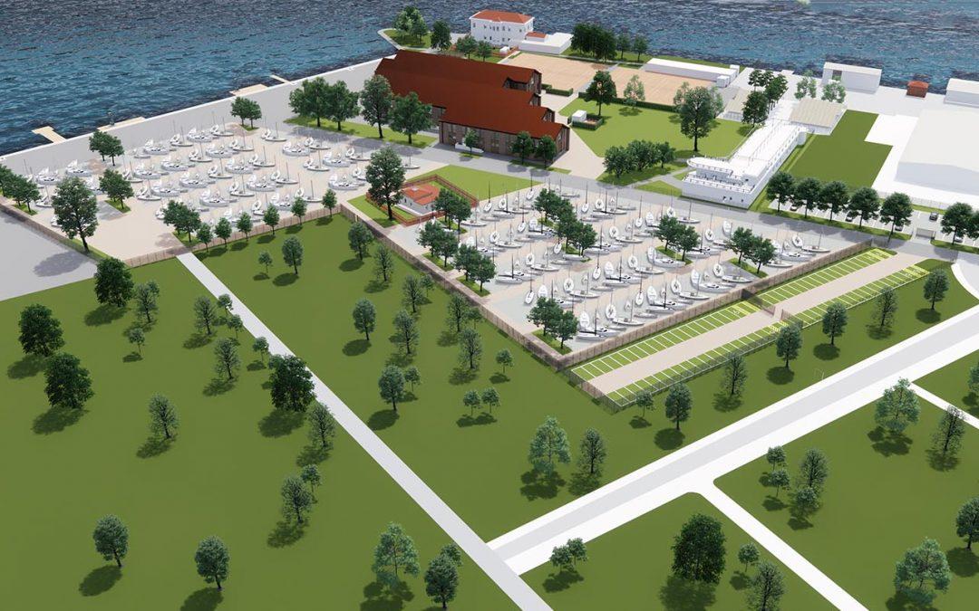 Aree verdi del Parco San Giuliano