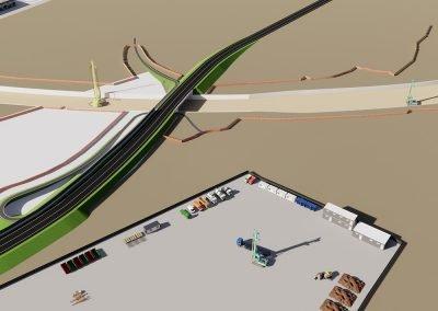 meg studio Potenziamento della Strada Provinciale 103 Antica di Cassano fase 2