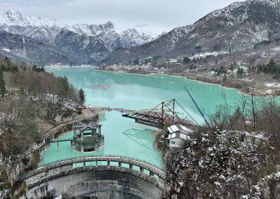 meg studio nuovo ponte di barcis dicembre 2020 panoramica