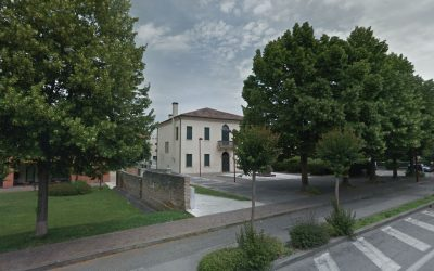 Meg.studio per la ludoteca Villa Ghedini a Cadoneghe