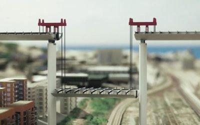 Ponte Genova e Tekla Structures: Meg.studio raccontata da Harpaceas