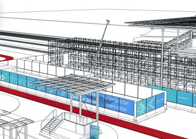 milano sesto san giovanni stazione ferroviaria piazza primo maggio meg studio infografiche piazza primo maggio