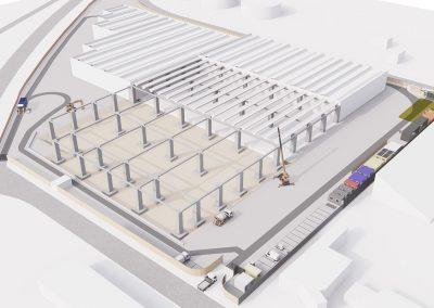 Nuovo centro per la logistica integrata Carnia