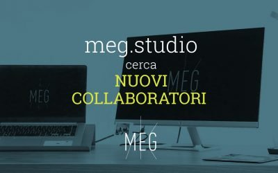 Meg.Studio cerca nuovi collaboratori